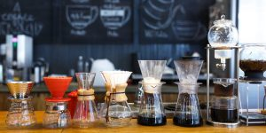 8 kinds of pour over coffee maker