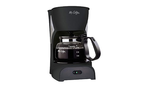 Product 12 Mr. Coffee Simple Brew Coffee Maker