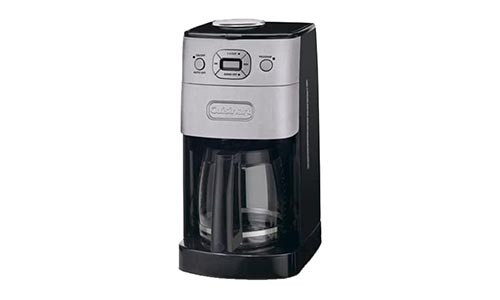 Product 16 Cuisinart DGB 625BC Coffee Maker