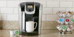 Keurig K575 Coffee Maker, Single Serve K-Cup Pod Coffee Brewer
