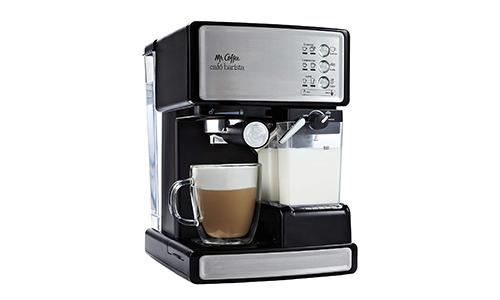 Product 1 Mr. Coffee Espresso and Cappuccino Maker