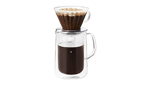 Product 16 Oxo Brew Glass Pour-Over Set