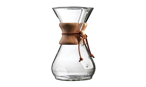 Product 2 Chemex Pour-Over Glass Coffeemaker
