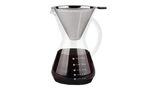 Product 6 Bean Envy Pour Over Coffee Maker