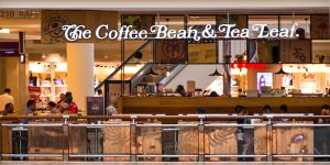 The Coffee Bean & Tea Leaf storefront