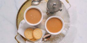 Hong Kong Yuanyang (Coffee With Tea)