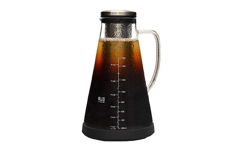 Product 1 Airtight Cold Brew Iced Coffee Maker XS
