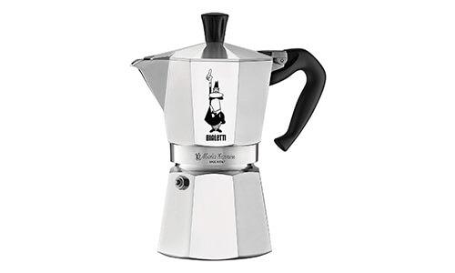 Product 3 Bialetti Express Moka Pot, 6 -Cup, Aluminum Silver XS