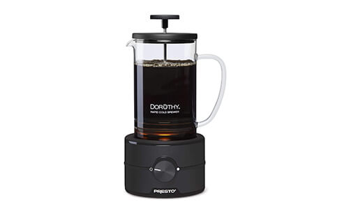Product 8 Dorothy™ rapid cold brewer XS