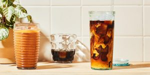 iced coffee beverages