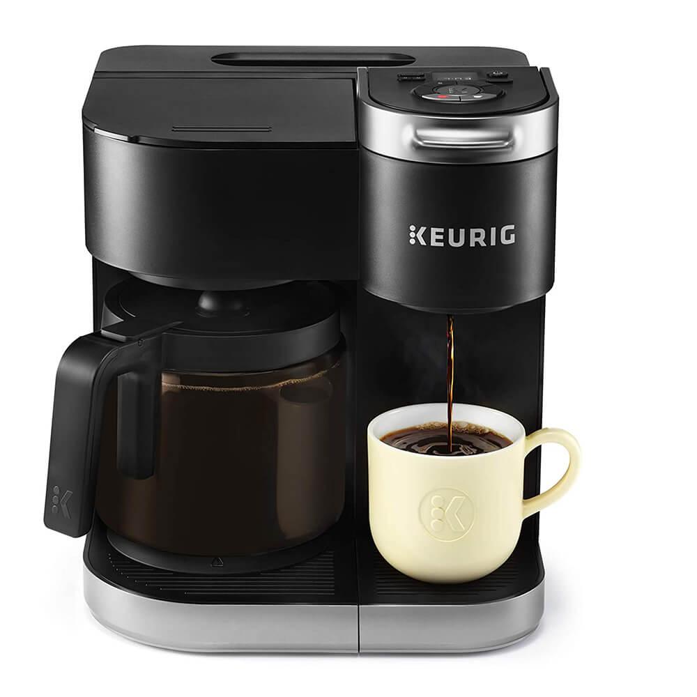 K-Duo Single Serve _ Carafe Coffee Maker