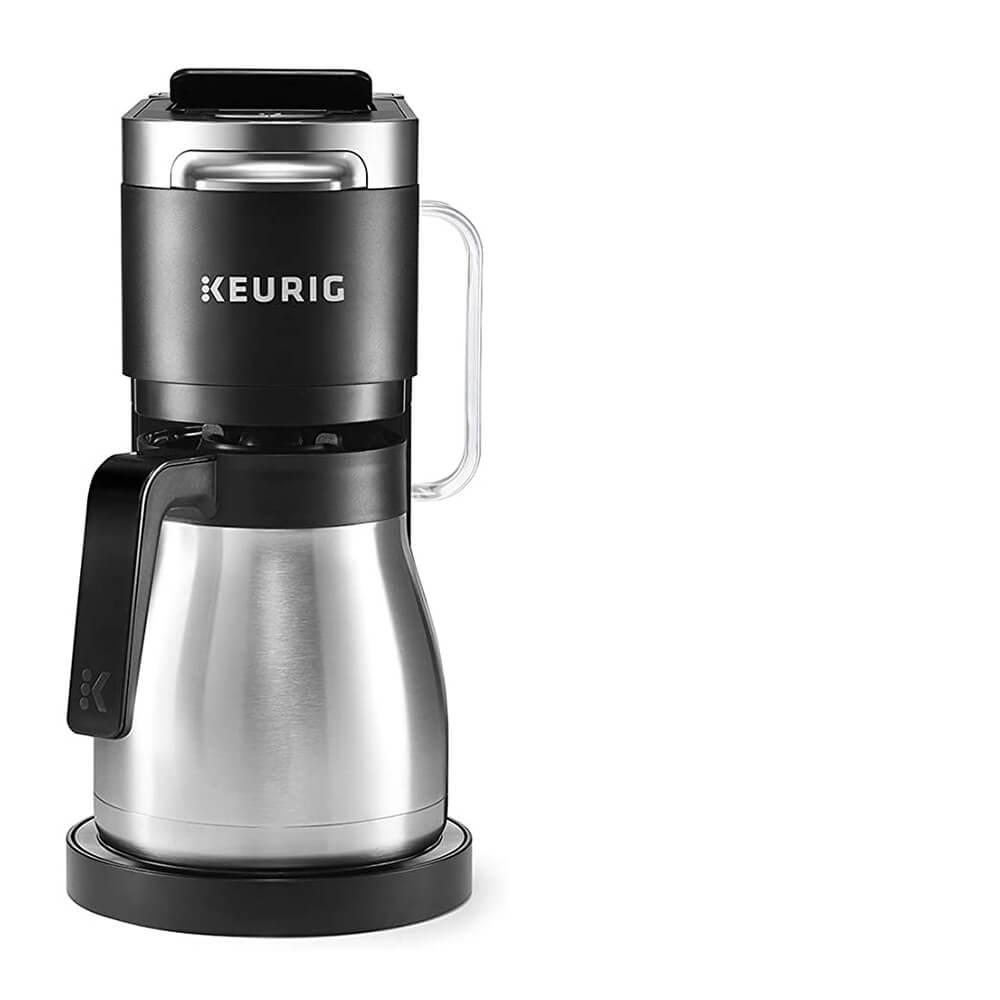 K-Duo Plus Single Serve _ Carafe Coffee Maker