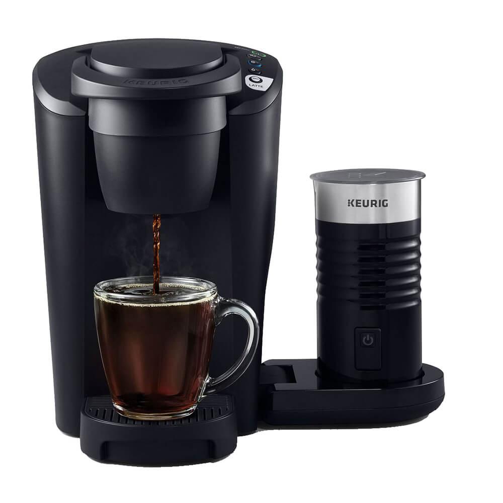 K-Latte Single Serve Coffee and Latte Maker