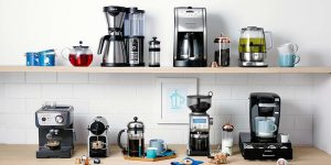 Different Types Of Coffee Machine