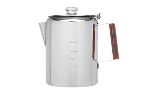 Product 1 COLETTI Bozeman Coffee Pot