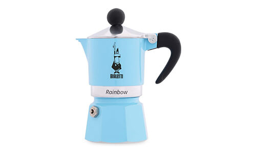 Bialetti 5041 Rainbow Espresso Maker