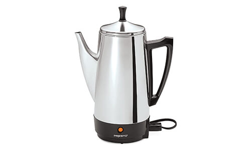 Product 2 Presto 02811 12-Cup Stainless Steel Coffee Maker