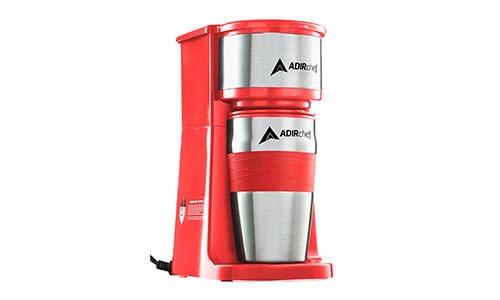 AdirChef Grab N_ Go Personal Coffee Maker