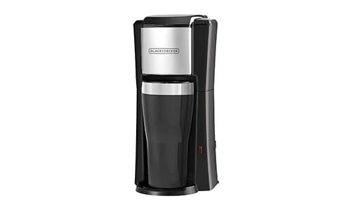 Product 4 BLACK+DECKER Single Serve Coffeemaker