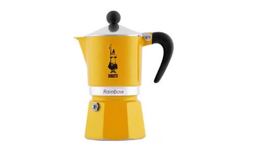 Bialetti 4982 Rainbow Espresso Maker