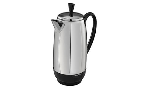 Product 4 Farberware Yosemite Stainless Steel Coffee Percolator