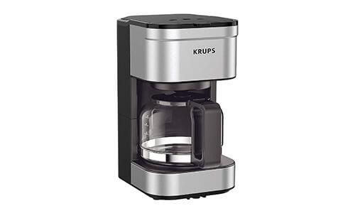 KRUPS Compact Filter Drip Coffee Maker