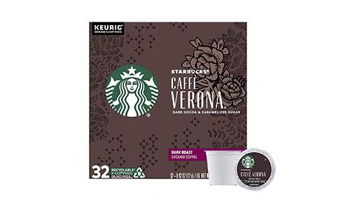 Product 5 Starbucks Caffè Verona K-Cup Coffee Pods
