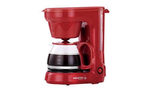 Holstein Housewares 5-Cup Coffee Maker