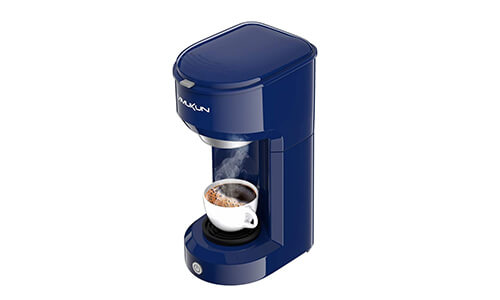 VIMUKUN Single Serve Coffee Maker