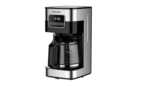 Product 8 BOSCARE Programmable Coffee Maker