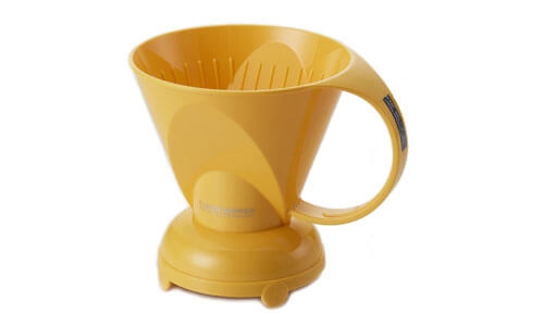 Clever Yellow Coffee Dripper