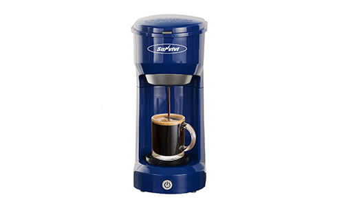 SUNVIVI Single Serve Coffee Maker