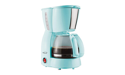 Brentwood TS-213BL 4 Cup Coffee Maker
