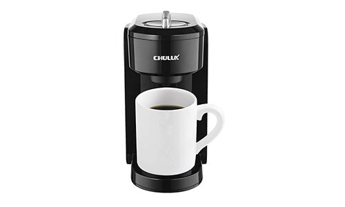 CHULUX Stainless Steel Coffee Maker