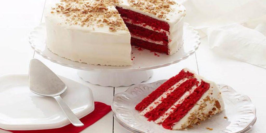 One layer strawberry shortcake