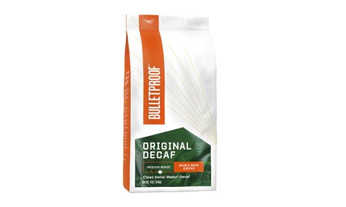 Bulletproof Whole Bean Decaf Coffee