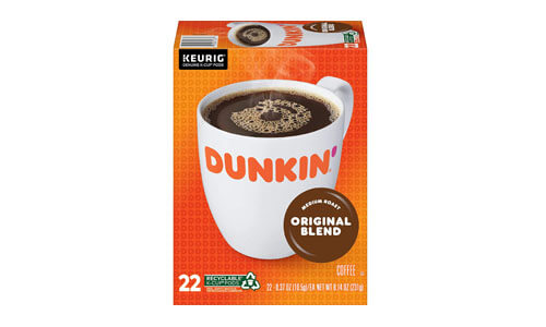Dunkin Original Blend Keurig K-Cup Pod