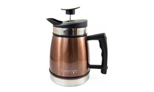 Brutrek French Press Tabletop Coffee Maker XS
