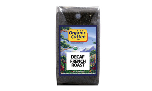 Organic Coffee Co. Decaf Coffee