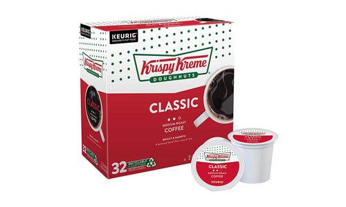 Krispy Kreme Classic Keurig Pods