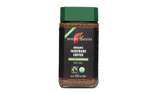 Mount Hagen Organic Decaf Coffee