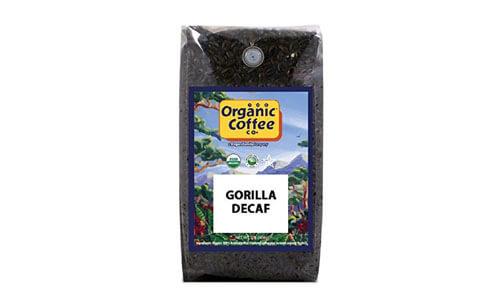 Organic Coffee Co. Gorilla Decaf