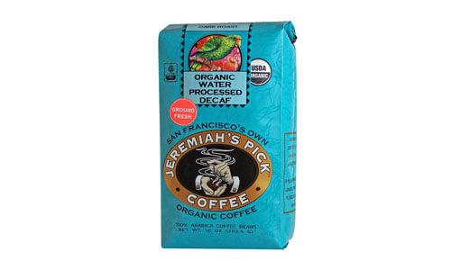Jeremiahs Pick Coffee Organic Decaf