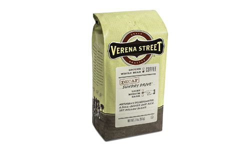 Verena Street Whole Bean Decaf
