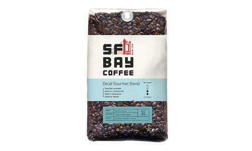 SF Bay Coffee Decaf Whole Bean