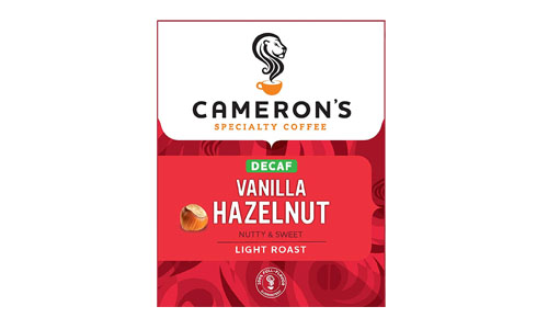 Camerons Coffee Whole Bean Decaf Coffee