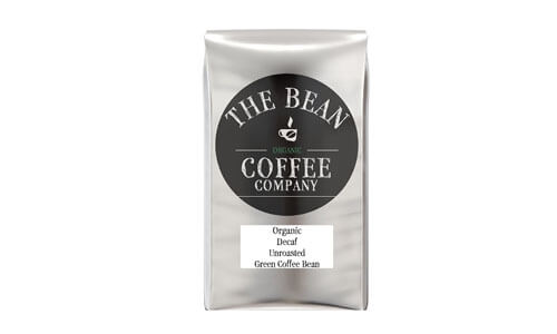 The Bean Coffee Company Organic Decaf