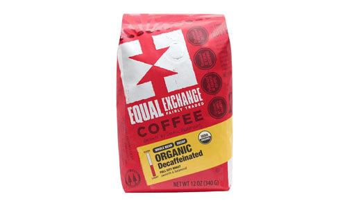 Equal Exchange Organic Coffee Decaf