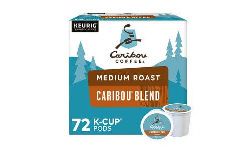 Caribou Coffee Caribou Blend Keurig Pods