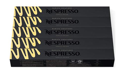 Product 1 Nespresso OriginalLine Vanilla Éclair